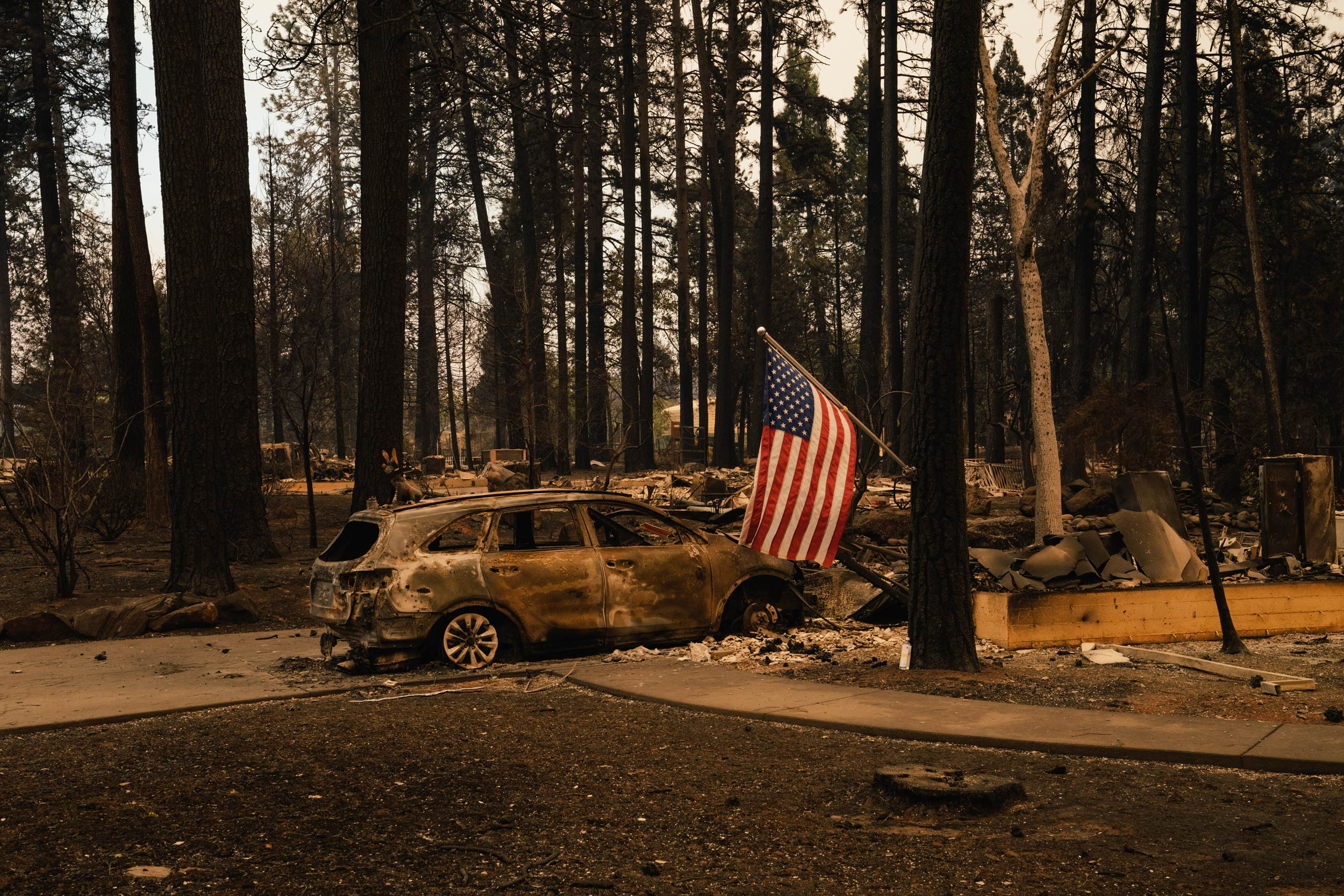 Mason Trinca | California Wildfires