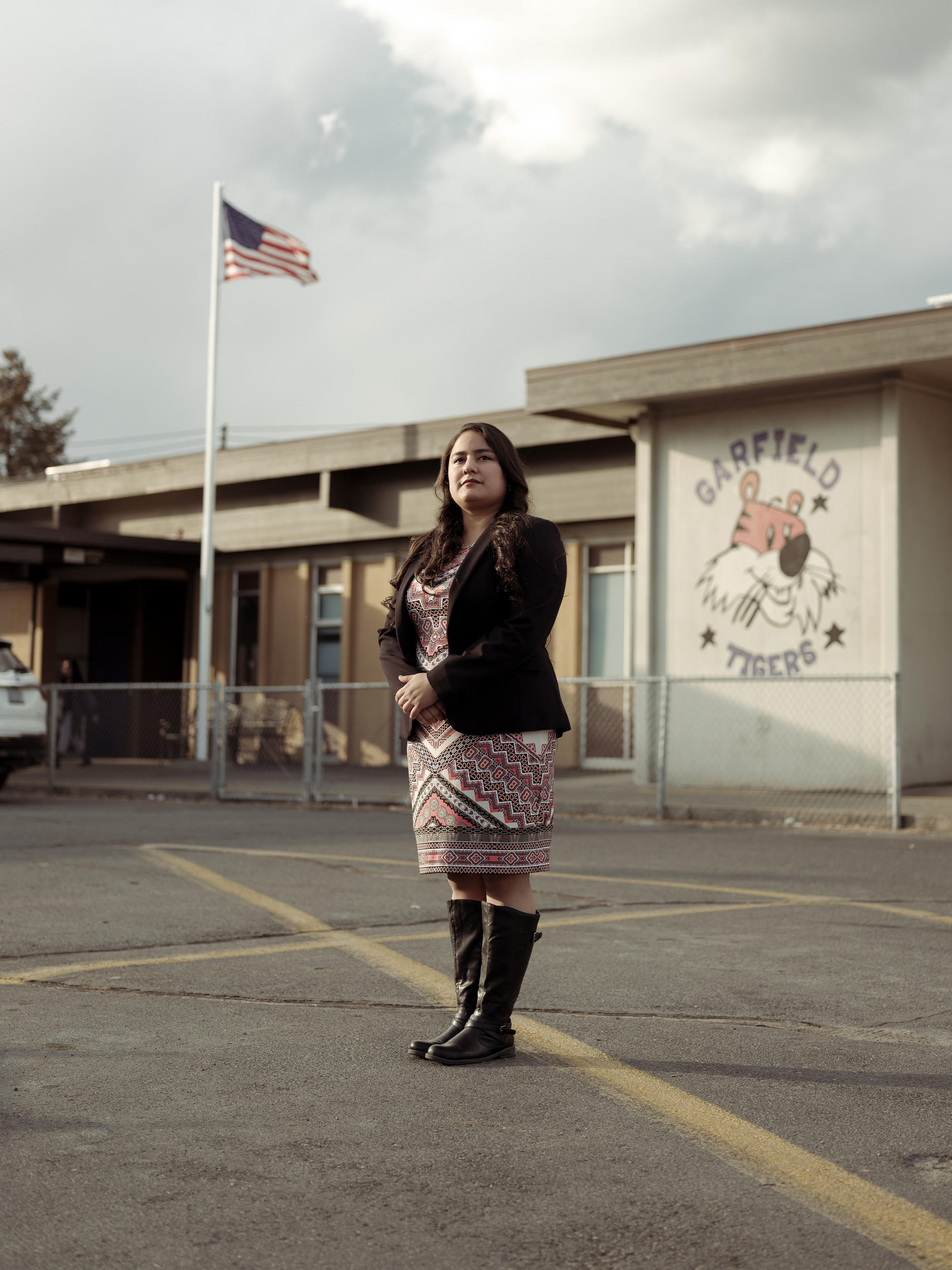 The New York Times / The Divide in Yakima Is the Divide in America